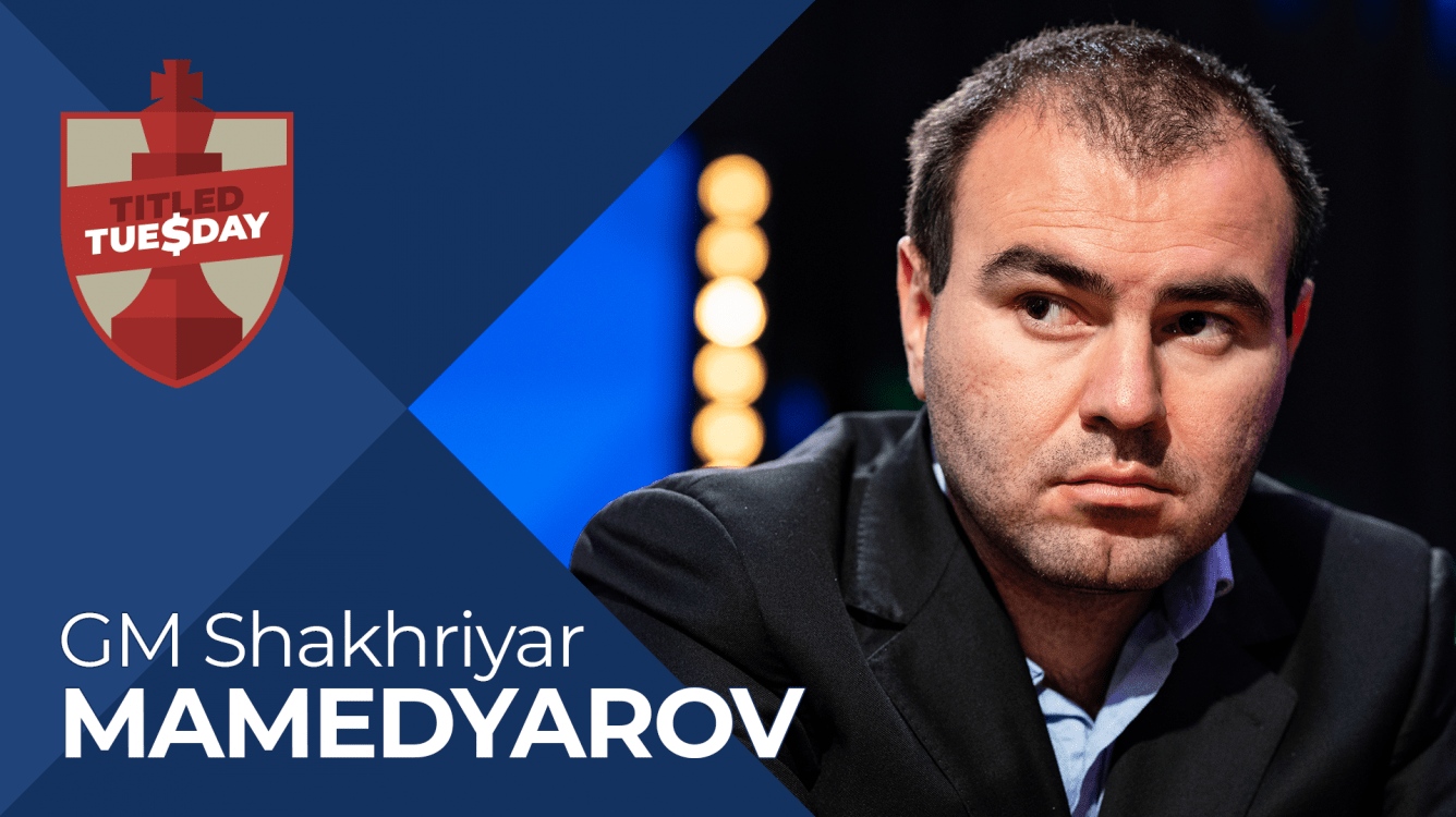 Mamedyarov Wins Dec. 22 Titled Tuesday