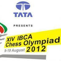 2012 Blind Chess Olympiad In Chennai