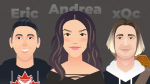 Affrontez streamers, top joueurs et célébrités virtuels