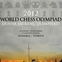 2012 Chess Olympiad Underway