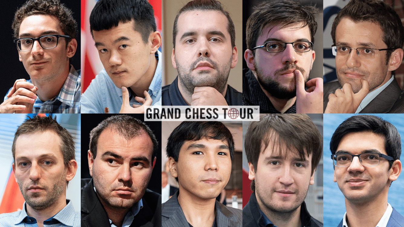 Grand Chess Tour: Carlsen, Nakamura Only As Wildcards