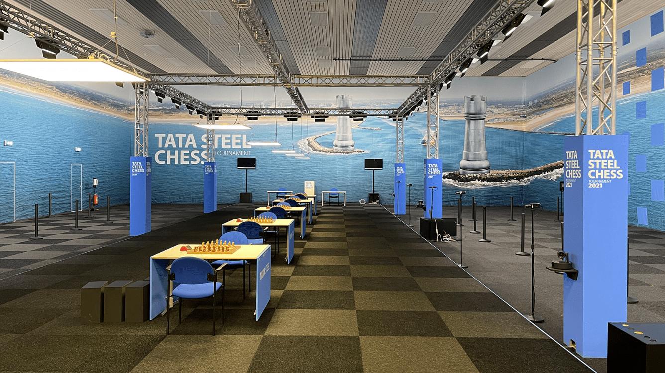 Carlsen encabeza la lista de participantes del Tata Steel, un torneo que desafía a la pandemia