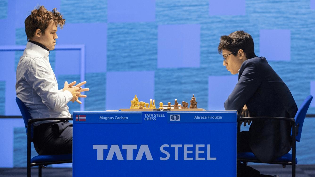 Tata Steel Chess 2021: Carlsen, Giri, Grandelius Winners In Opening Round