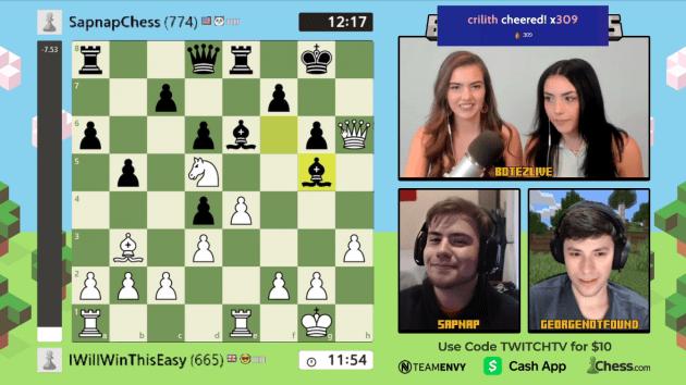 BlockChamps Sets Chess Viewership Record