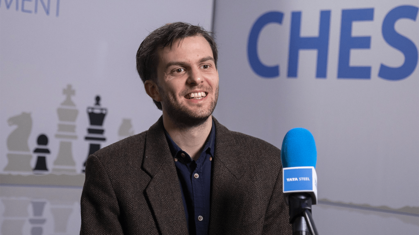 Tata Steel Chess 2021: Grandelius Beats MVL To Reclaim 1st Place
