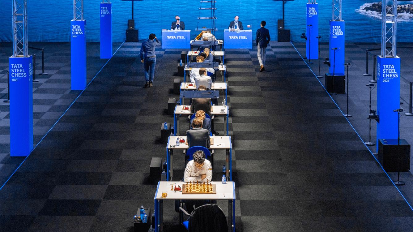 Tata Steel Chess 2021: Firouzja, Van Foreest Strike