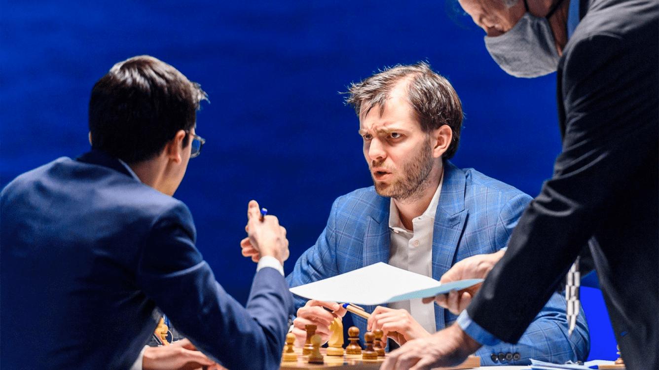 Tata Steel Chess 2021: 4 Players Lead As Grandelius Stumbles