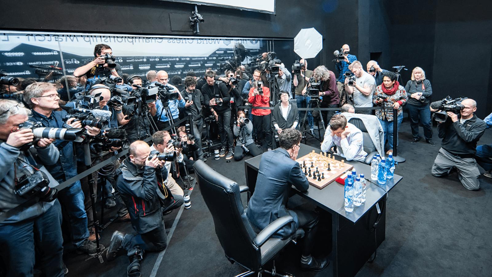 Chess World Championship 2021