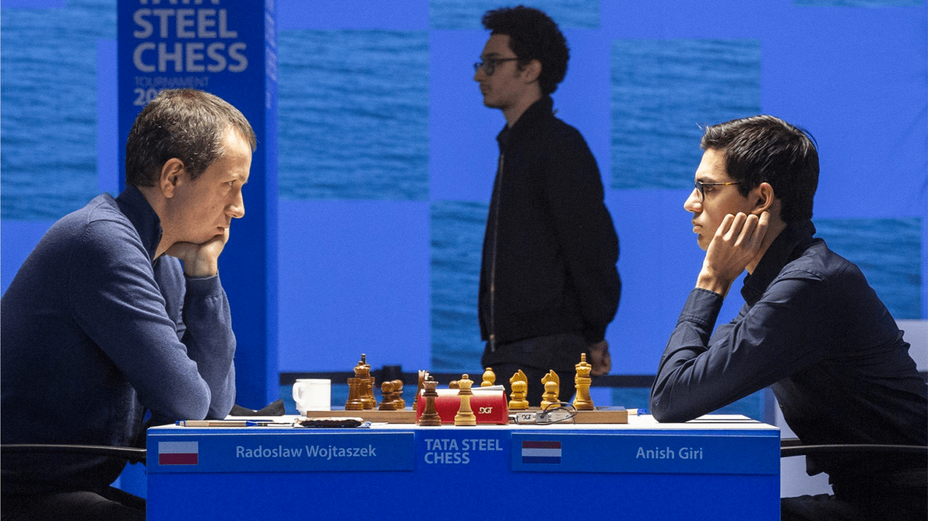 Tata Steel Chess 2021: Giri Sole Leader Before Final Rest Day