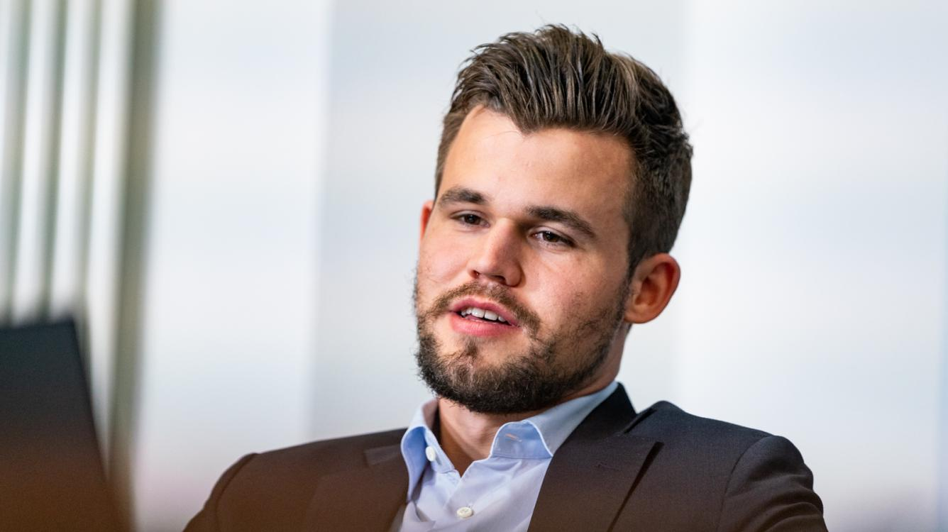 Carlsen Leads Opera Euro Rapid After 'Very Enjoyable Day Of Chess'