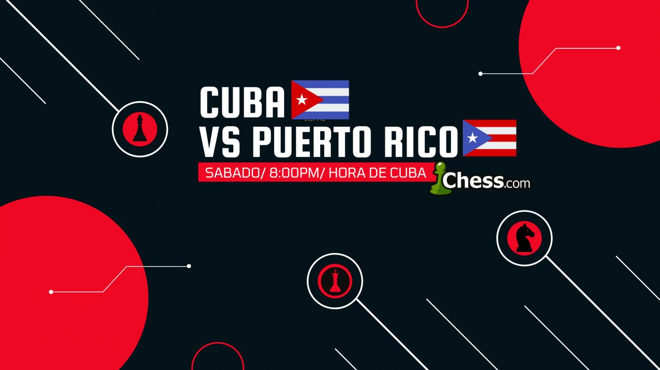 Nos enfrentamos al fuerte equipo de Puerto Rico!