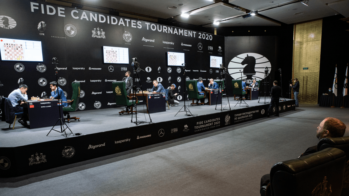 FIDE Candidates Tournament To Resume In April