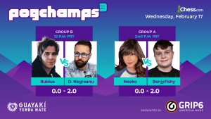 PogChamps 3: Negreanu Wins Exciting Match Against Rubius