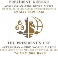 'Azerbaijan vs World' Match