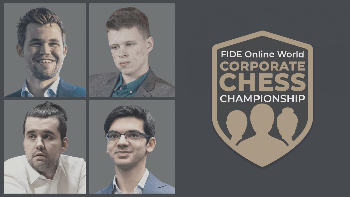 Корпоративный чемпионат мира ФИДЕ: шанс всей жизни