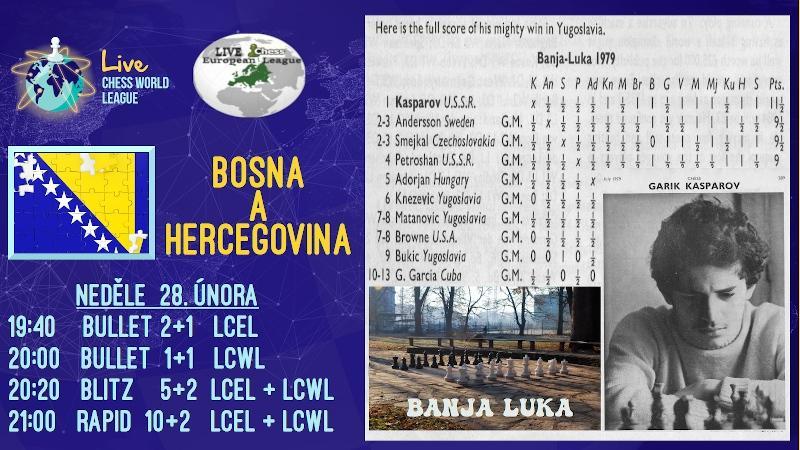 LCWL + LCEL - bosenské vzpomínky