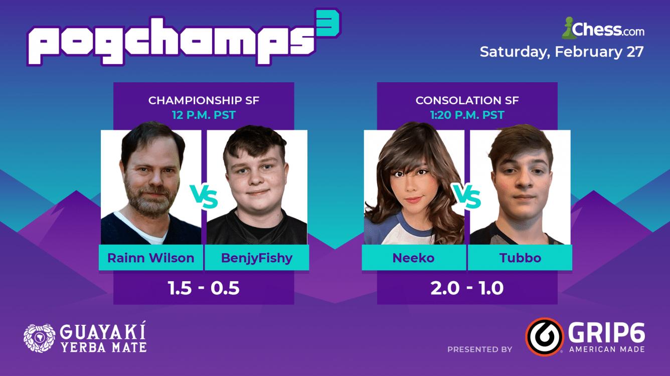 PogChamps 3: Rainn Wins Chess Wars, Neeko Premoves To Victory