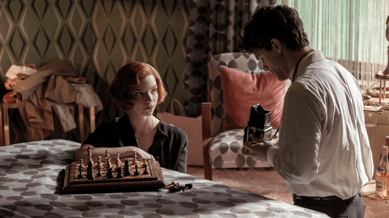 Golden Globes For The Queen's Gambit