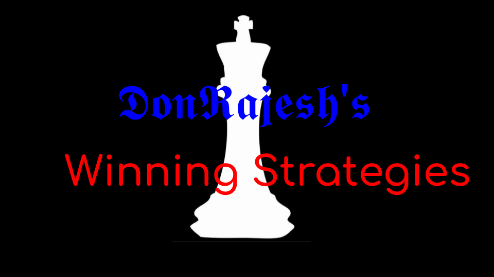 DonRajesh's Blog