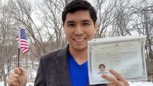 Wesley So Officially Becomes U.S. Citizen