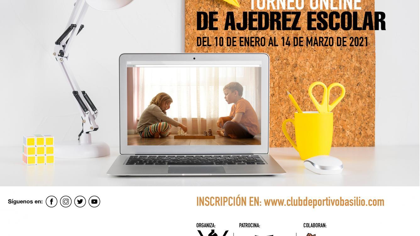 """Enlace del XXIII Torneo de Ajedrez Escolar """"Nuevo Centro"""" (7 de marzo). Jornada 9."""