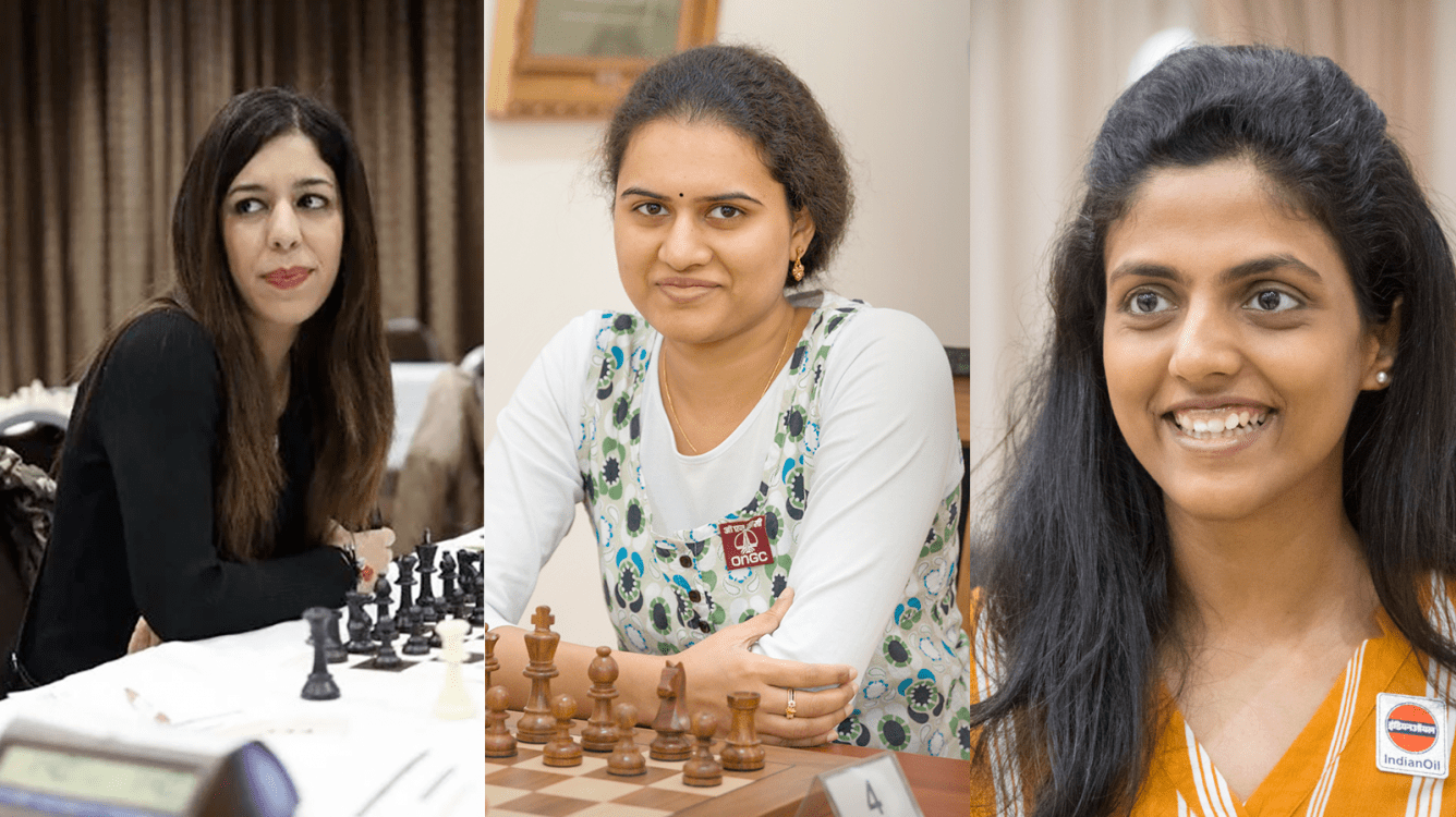 Awards For Bayat, Humpy, Harika As International Women's Day Is Celebrated