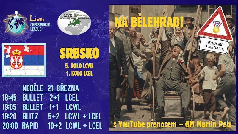 LCWL + LCEL - srbské jaro