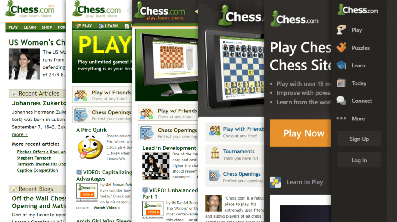Chess.com Redesign Contest: $10,000 First Place Prize And Maybe A Full-Time Job!