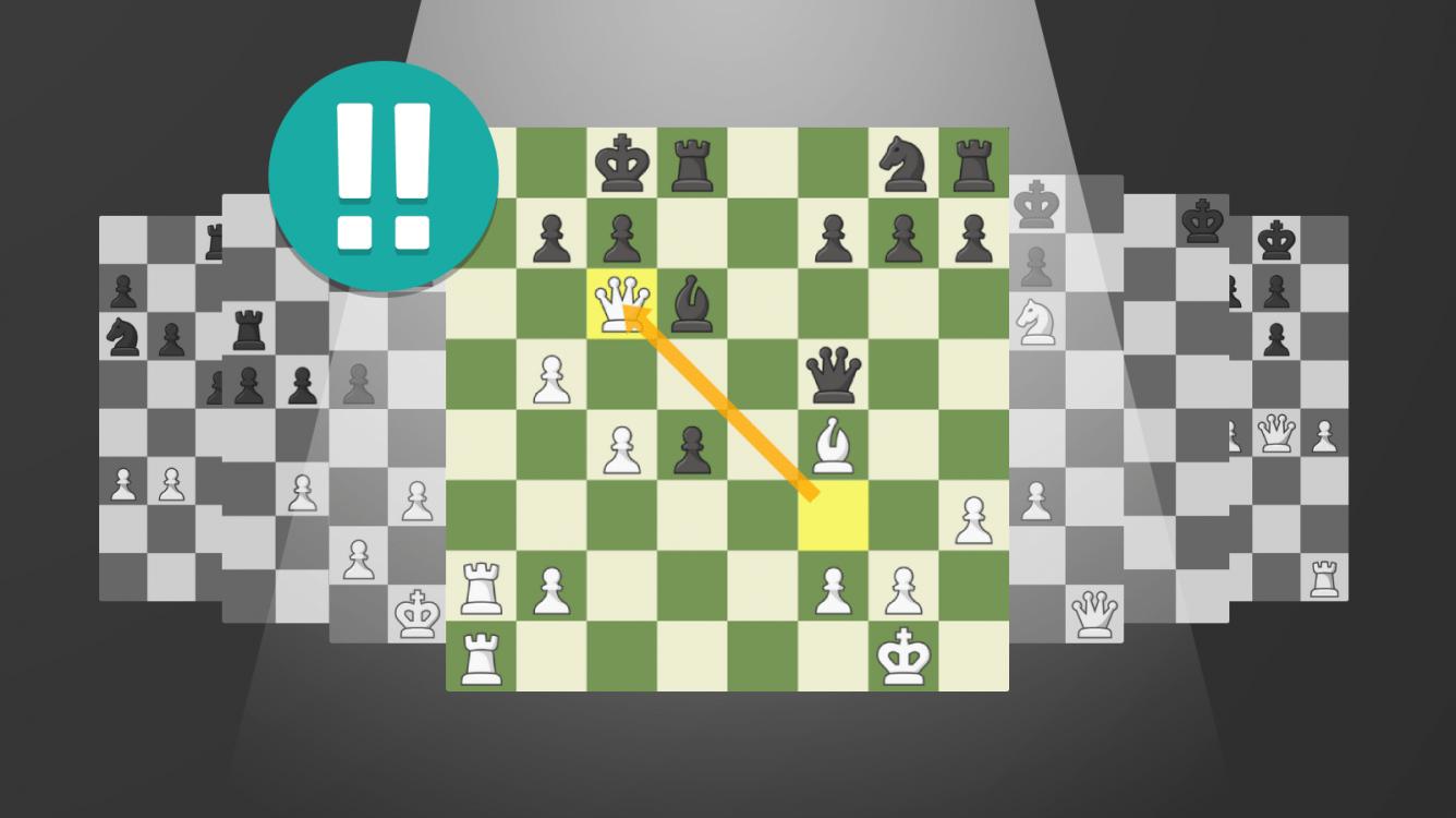 Конкурс на бессмертную партию на Chess.com. 2,000$ призовых!