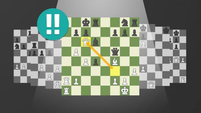 """Soumettez votre """"immortelle"""" à Chess.com : 2,000$ de prix"""