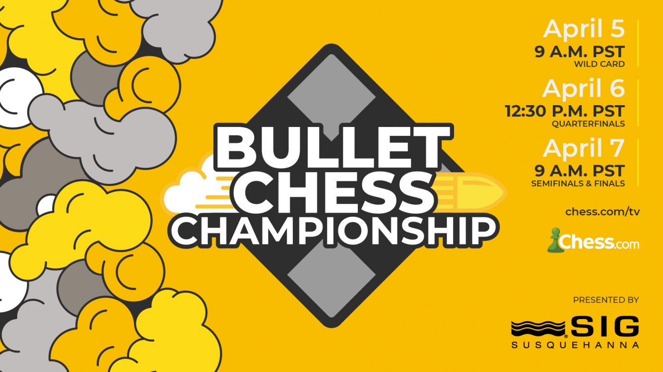 2021 Bullet Chess Championship Presented By SIG: Erigaisi, Artemiev, Hansen, Nihal Through