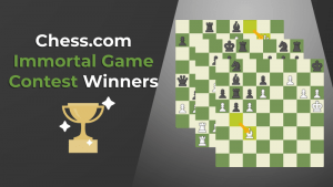 Announcing The Chess.com Immortal Game