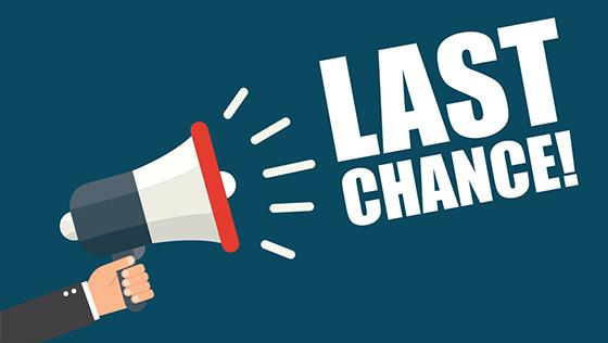Last Chance to Vote: Blogging Competition 1