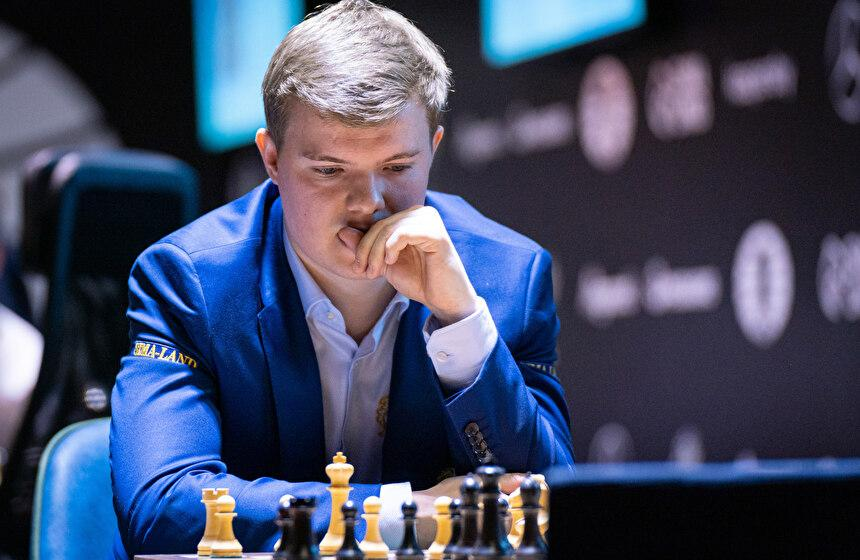 Турнир претендентов: Первая победа Алексеенко