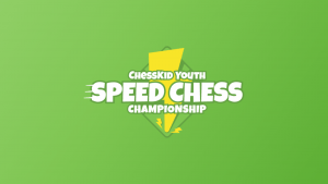 ChessKid Announces 2021 Youth Speed Chess Championship