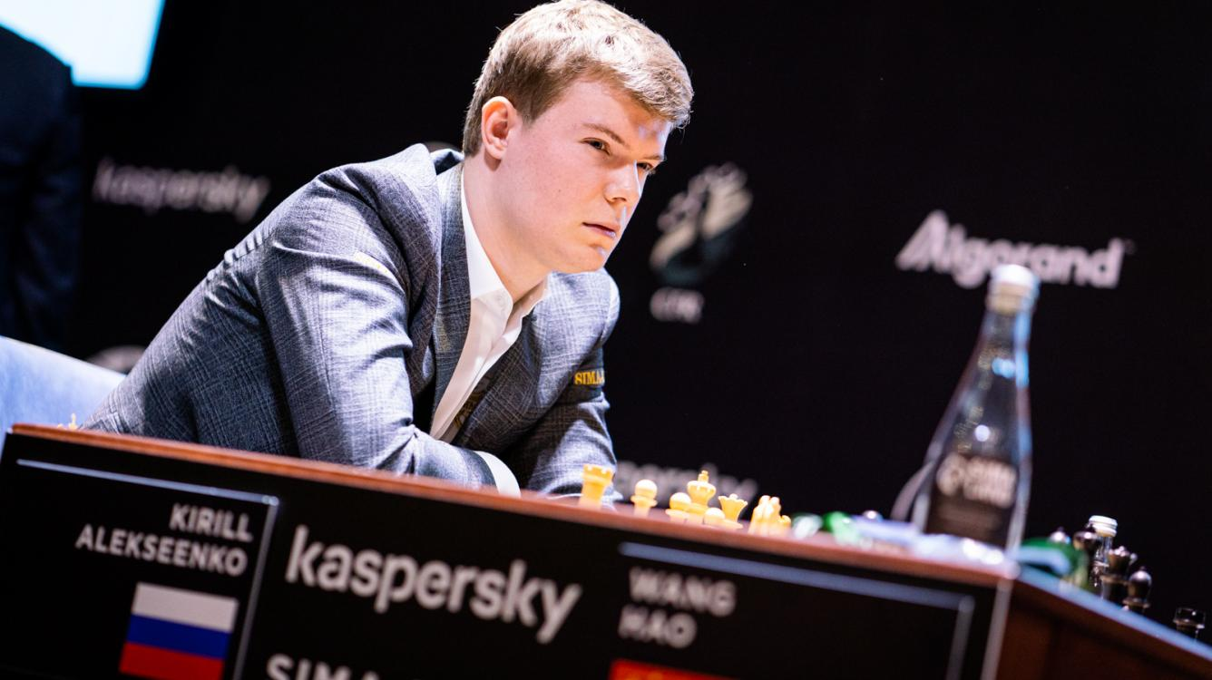 Турнир претендентов: Алексеенко покидает последнее место