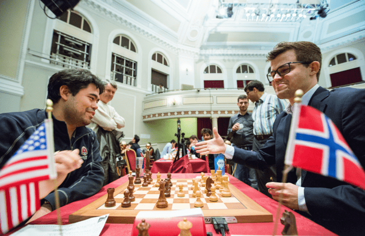 New In Chess Classic: Nakamura, Carlsen In Finals