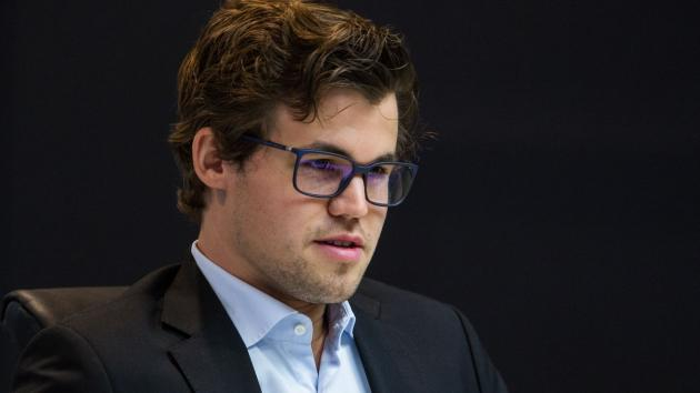 Magnus Carlsen Wins New In Chess Classic