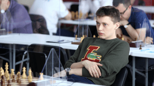 Esipenko Enters World's Top 30 At Russian Team Chess Championship