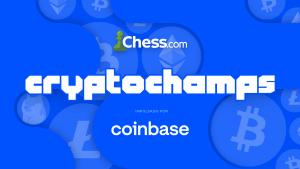CryptoChamps de Chess.com impulsado por Coinbase