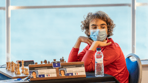 Marc'Andria Maurizzi Becomes France's Youngest GM Ever