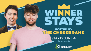 Today: Winner Stays