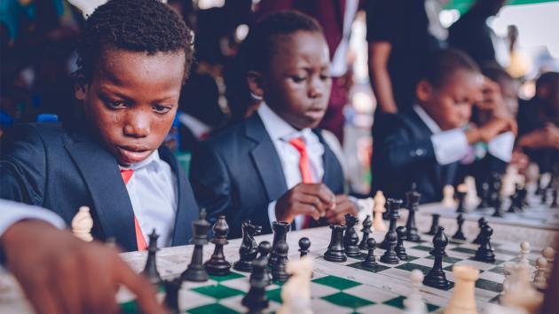 Nigerian Child With Cerebral Palsy Becomes Chess Superstar