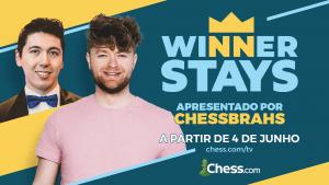 Anunciamos o Winner Stays
