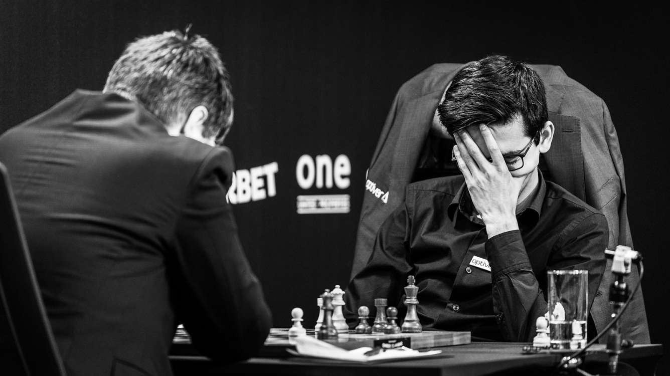 Superbet Chess Classic: Lupulescu Beats Giri