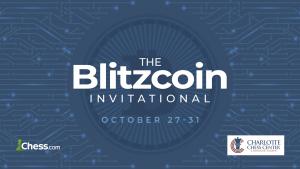 Chess.com And The Charlotte Chess Center Present: The Blitzcoin Invitational