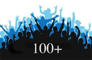 100 MEMBERS!!