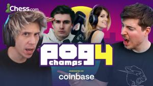 Announcing PogChamps 4 Presented By Coinbase