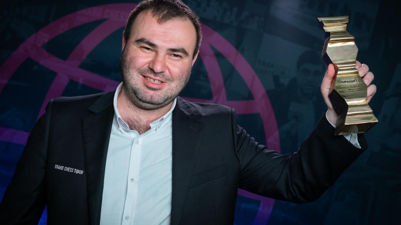 Бухарест: Мамедъяров занял первое место