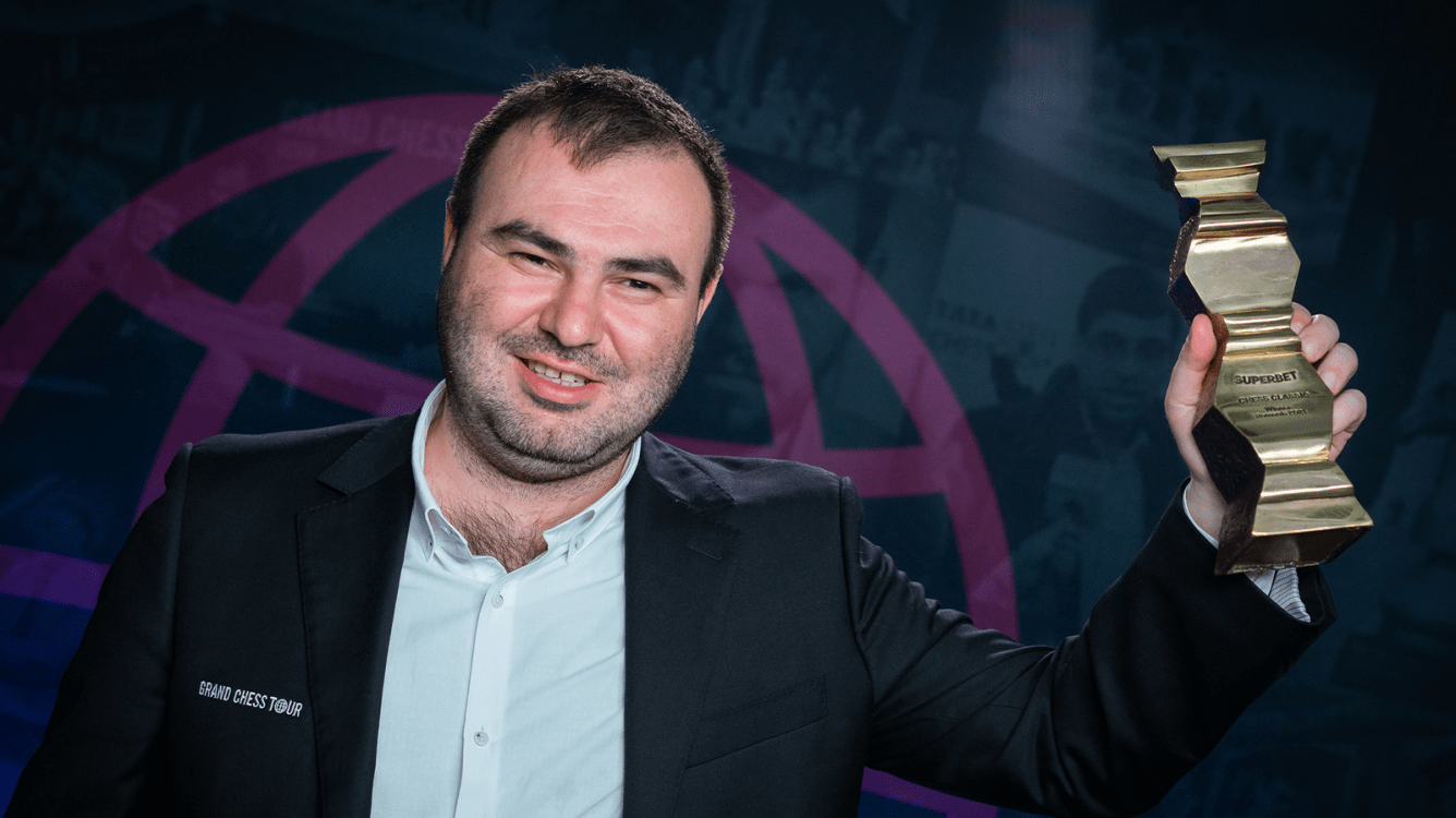 Mamedyarov Wins Superbet Chess Classic